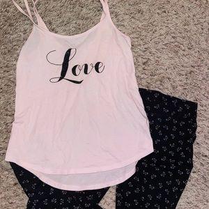 Victoria's Secret pajamas